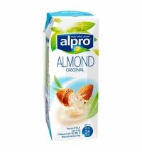 Ореховый напиток Alpro миндальный 250мл