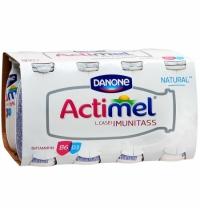 Кисломолочный напиток Actimel натуральный 2.6% 100г х 8шт