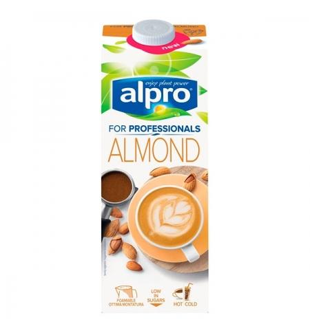 фото: Ореховый напиток Alpro for Professionals миндальный 1л