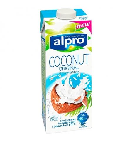фото: Кокосовый напиток Alpro с рисом 1л
