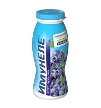 Кисломолочный напиток Имунеле черника 1.2%, 100г