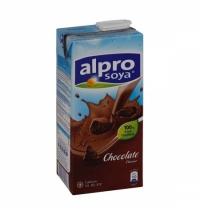 Соевый напиток Alpro 1.8%-2.2% с шоколадом 1л