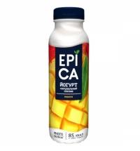 Йогурт питьевой Epica манго 290г