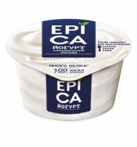Йогурт Epica натуральный 6%, 130г