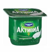 Йогурт Активиа натуральный 2.9%, 150г
