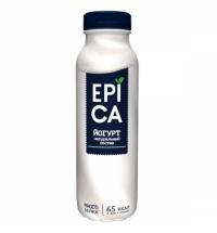 Йогурт питьевой Epica натуральный 290г
