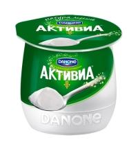 Йогурт Активиа натуральный 170г