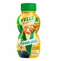 Продукт овсяный Velle слива 0.3%, 250г, питьевой