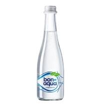 Бонаква стекло 0,33 вода газированная