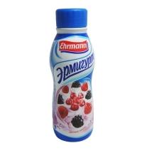 Йогурт питьевой Эрмигурт 1.2% лесные ягоды 290г