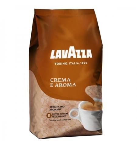 фото: Кофе в зернах Lavazza Crema е Aroma 1кг пачка