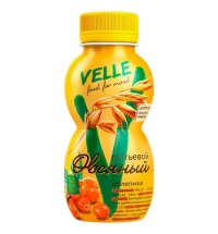 Продукт овсяный Velle черника 0.3% 250г, питьевой