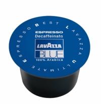 Кофе в капсулах Lavazza Blue Decaffeinato без кофеина, 20шт