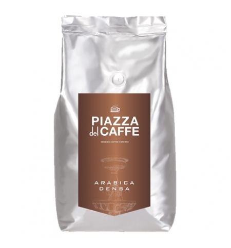 фото: Кофе в зернах Piazza Del Caffe Arabica Densa 1кг пачка