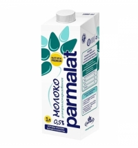 Молоко Parmalat 0.5% 1л, ультрапастеризованное