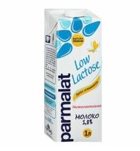 Молоко Parmalat 1.8% 1л, ультрапастеризованное, низколактозное