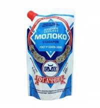 Молоко сгущенное Рогачев 8.5% 300г мягкая упаковка