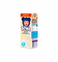 Молоко Тема 3.2% 200мл, ультрапастеризованное, детское