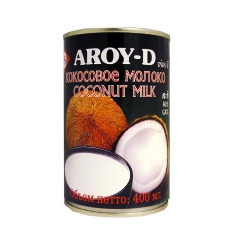 фото: Кокосовое молоко Aroy-D 60% 400мл