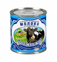 Молоко сгущенное Алексеевское 8.5% 380г, ж/б