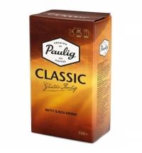 Кофе молотый Paulig Classic 500г пачка