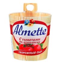 Сыр творожный Almette с томатами 60%, 150г