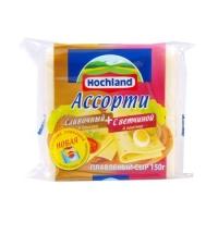 Сыр плавленый Hochland чизбургер 40% 150г