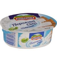 Сыр творожный Hochland сливочный 60%, 140г