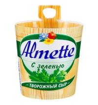 Сыр творожный Almette с зеленью 60%, 150г