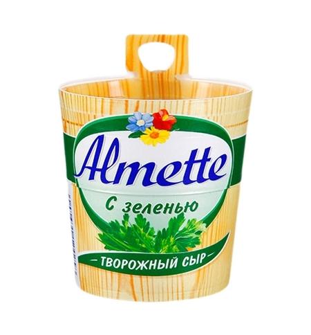 фото: Сыр творожный Almette с зеленью 60%, 150г