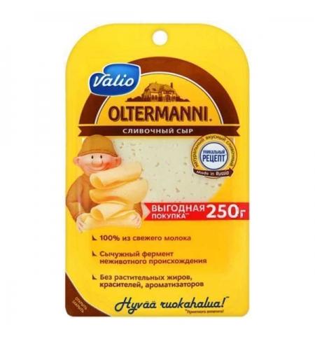 фото: Сыр в нарезке Valio Oltermanni 45% 250г