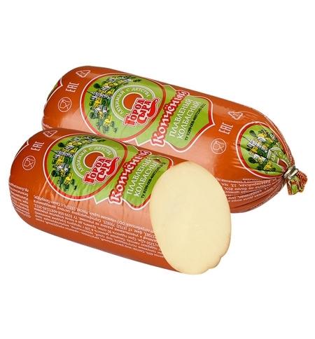 фото: Сыр копченый Город Сыра колбасный 40% 800г