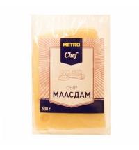 Сыр в нарезке Metro Chef Маасдам 45% 500г