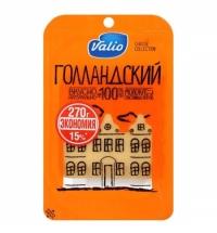 Сыр в нарезке Valio Голландский 45% 270г