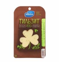 Сыр в нарезке Valio Тильзит 45% 140г