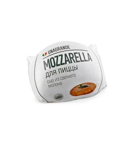 фото: Сыр мягкий Unagrande Моцарелла 45% 460г, для пиццы