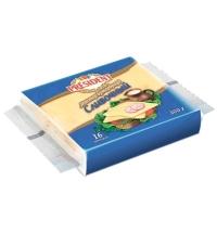 Сыр плавленый President Мастер Бутерброда 45% 300г, сливочный