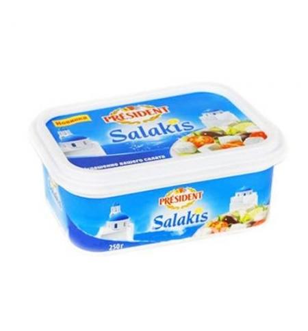 фото: Сыр рассольный President Salakis 48% 500г