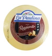 Сыр твердый La Paulina Reggianito 45% 1кг