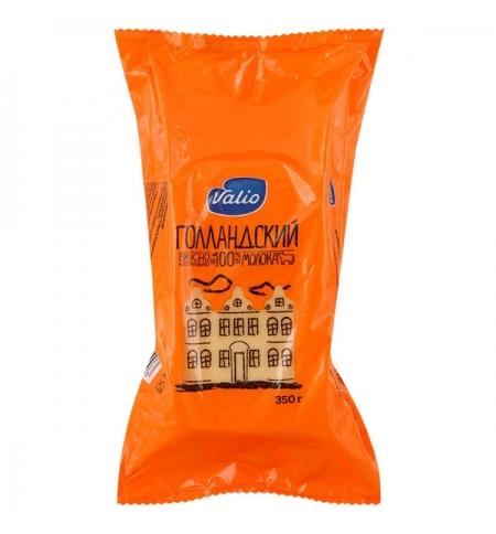 фото: Сыр полутвердый Valio Голландский 45% 350г