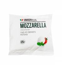 Сыр мягкий Unagrande Моцарела чильеджина 50% 125г