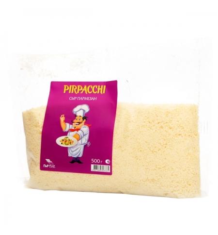 фото: Сыр тертый Pirpacchi Пармезан 38% 500г