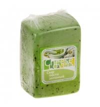 Сыр твердый Cheese Lovers Pesto зеленый 45%, кг