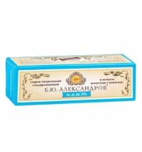 Сырок творожный Б.ю. Александров с ванилью в темном шоколаде 5%, 50г х 3шт