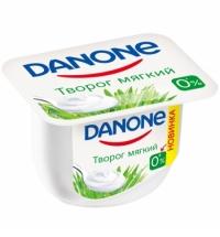 Творог Danone 0% 170г, мягкий