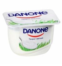 Творог Danone 5% 170г, мягкий