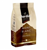 Кофе в зернах Jardin Mont Blanc (Мон Блан) 1кг пачка