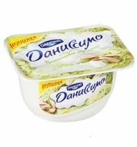 Десерт творожный Даниссимо фисташковое мороженое 6.5%, 130г