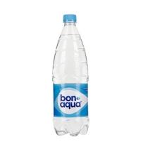 Вода Бонаква негазированная 1 литр, ПЭТ