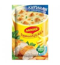 Суп Maggi куриный с сухариками 19г